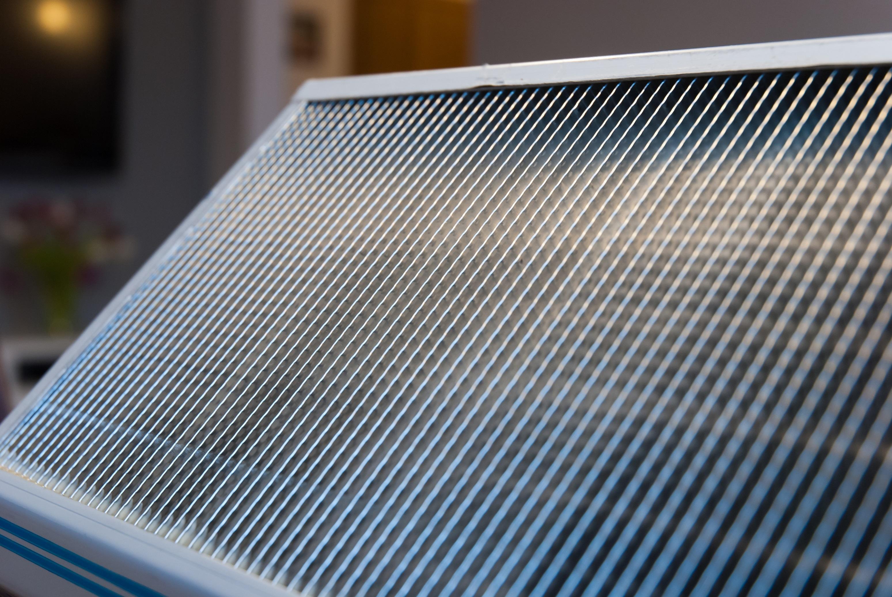 Łączenie płyt wymiennika aluminiowego GS