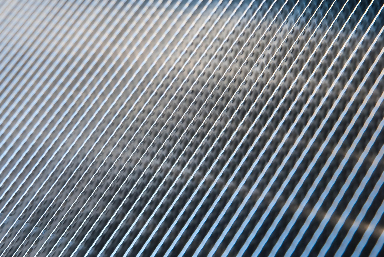 Łączenie płyt wymiennika aluminiowego GS - makro